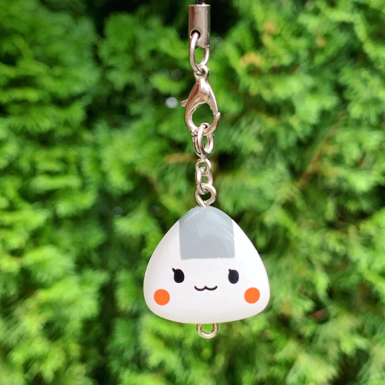 San-X Onigiri Rice Ball Mascot Strap