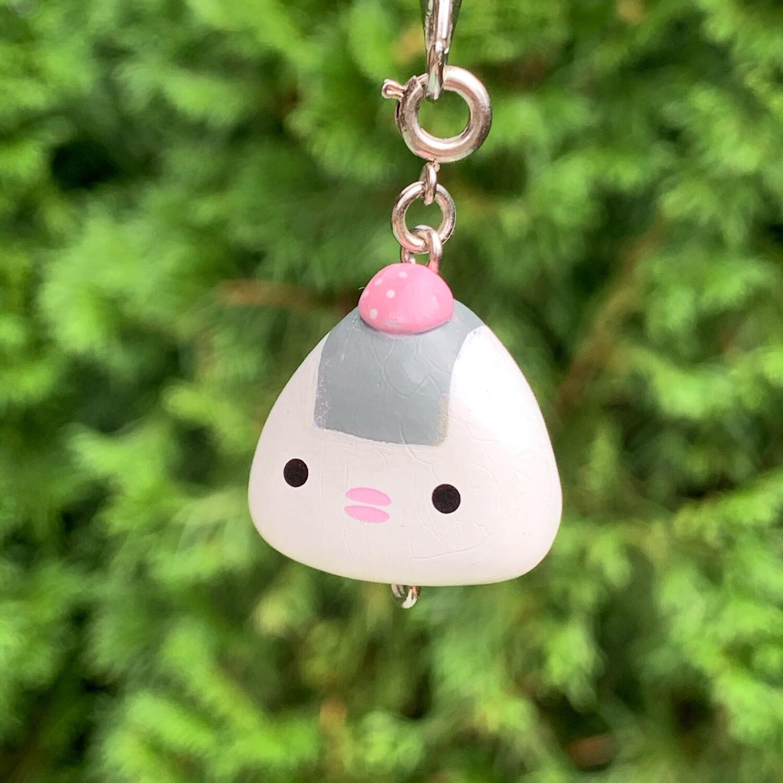 San-X Onigiri Rice Ball Guy Mascot Strap