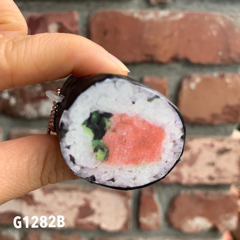 Korokoro Temaki Sushi Squishy Keychain