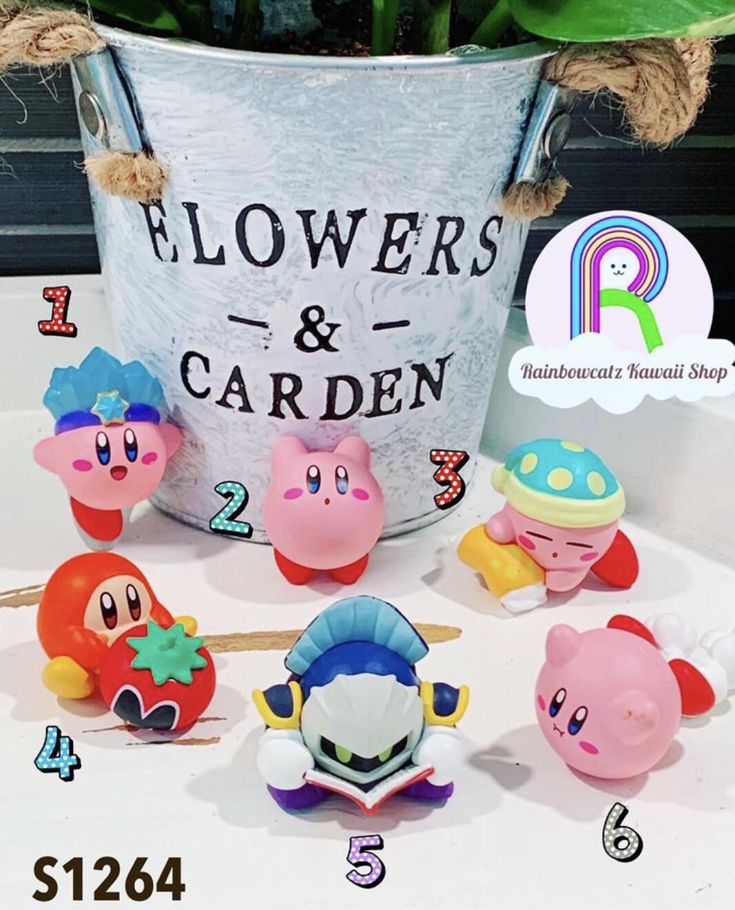 Kirby Miniatures