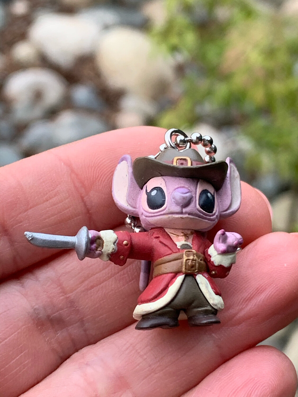 Disney Stitch Charm Mascot Keychain