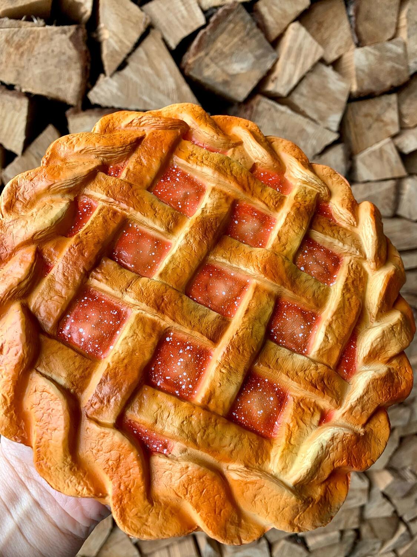 iBloom Apple Pie Squishy Toy