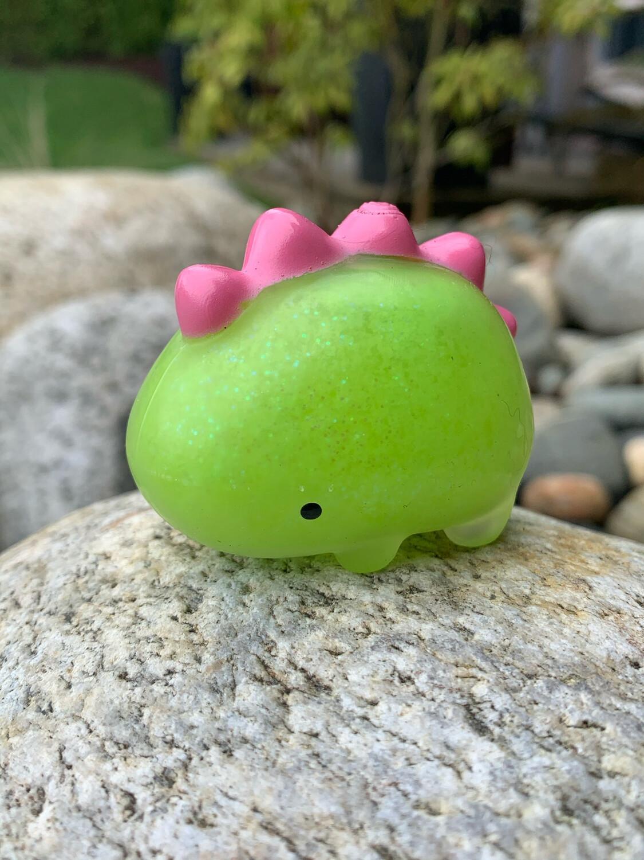 Yell Dinosaur Squishy Toy