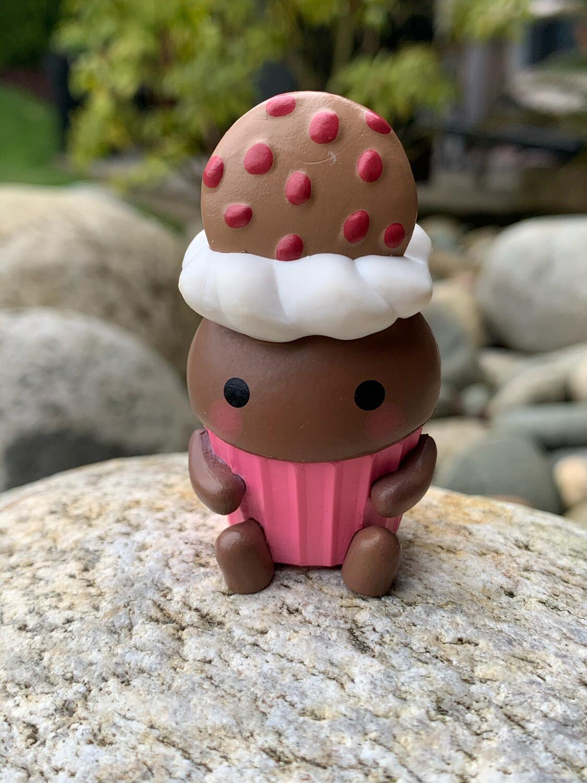 Cupcake Cookie Vinyl Figure