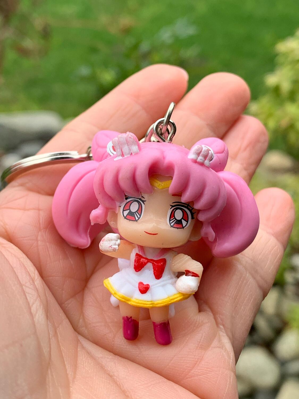 Kawaii Charm Mascot Keychain