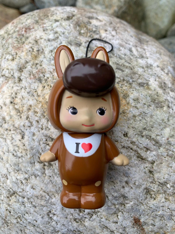 Kewpie Rody Horse Mini Figure Strap