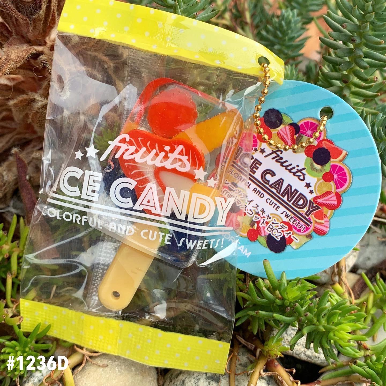 J. Dream Fruits Ice Candy Miniature Keychain