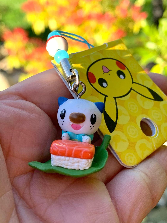 Pokemon Pikachu Charm Mascot Strap