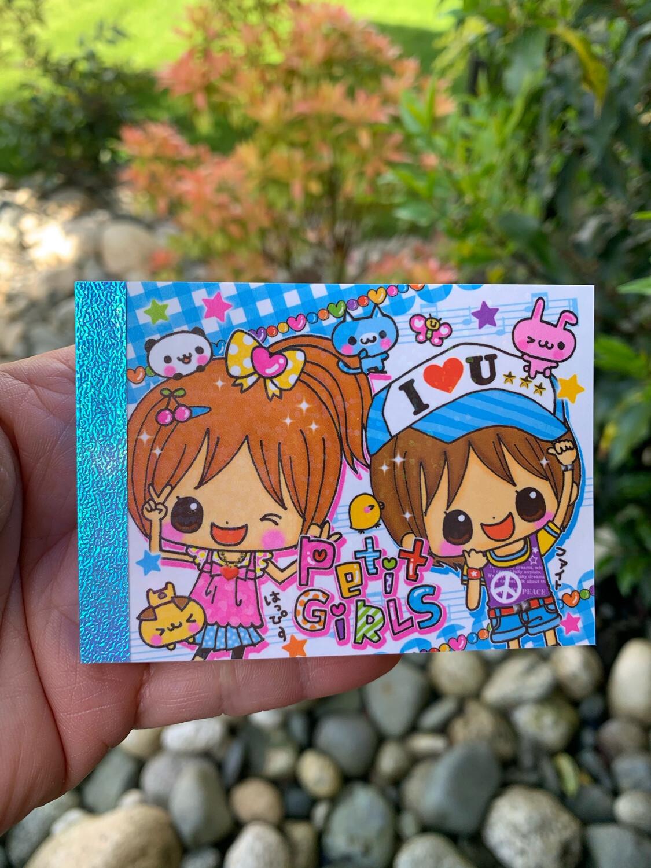 Crux Petite Girls Mini Memo Pad