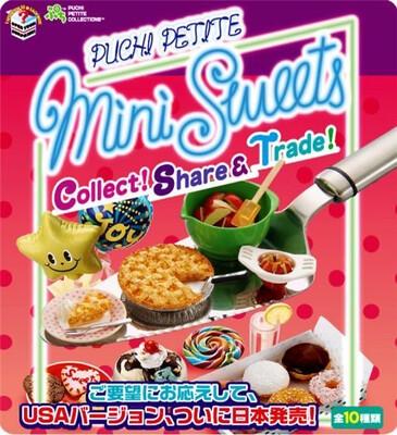 Re-ment 2006 Mini Sweets Miniature RARE