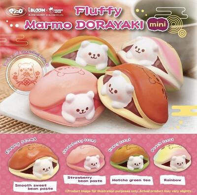 [Pre-order] IBloom Fluffy Marmo Dorayaki Mini Squishy Toy