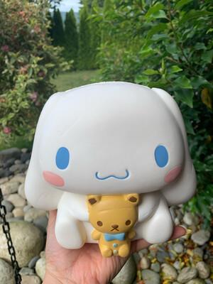 Sanrio Cinnamoroll Extra Large Squishy Toy