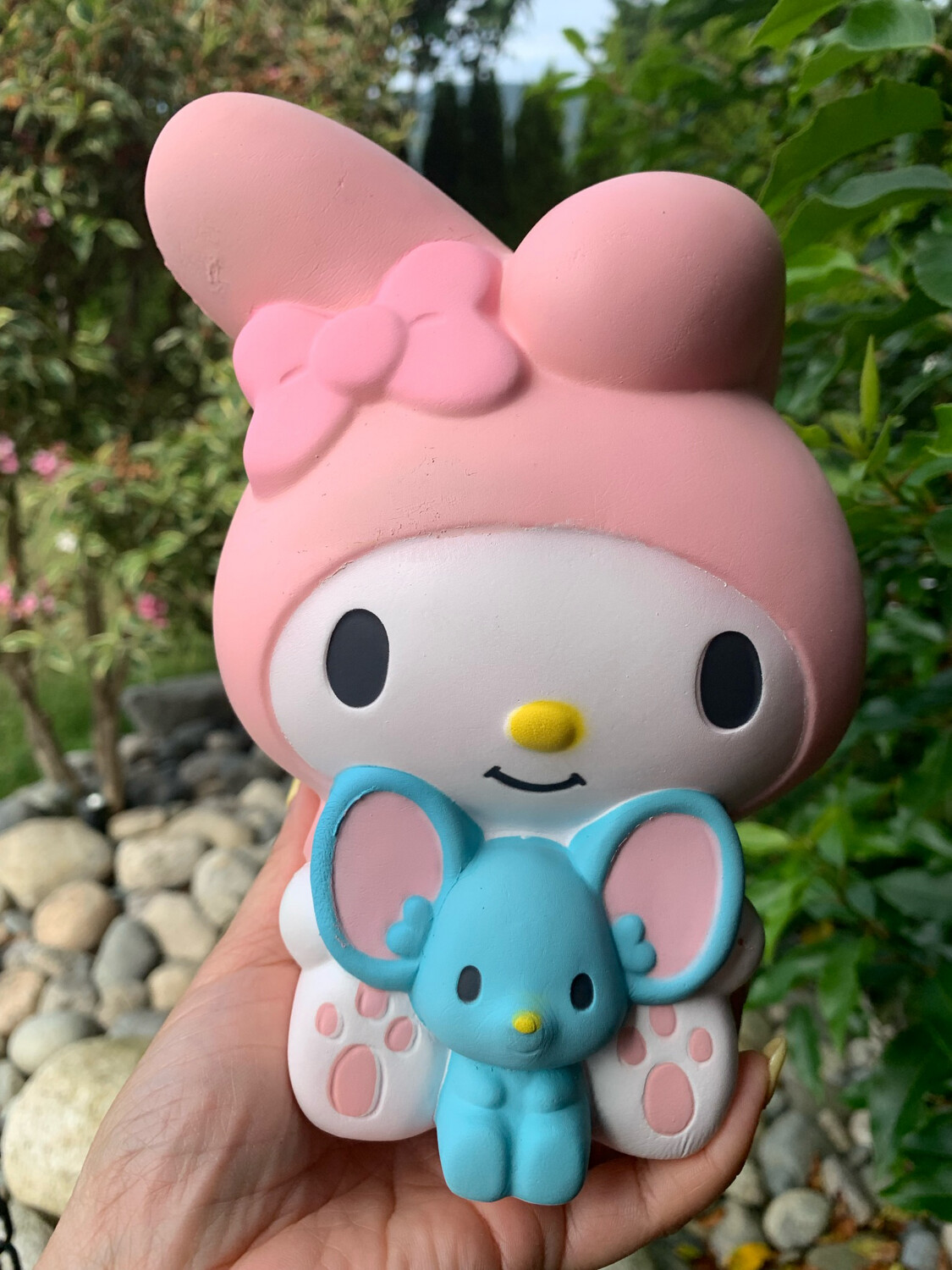 Sanrio My Melody Extra Large Squishy Toy