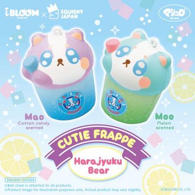 iBloom Harajuku Bear Cutie Frappe Squishy Toy