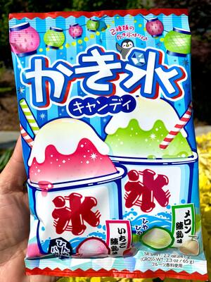 Senjakuame Honpo Shaved Ice Candy