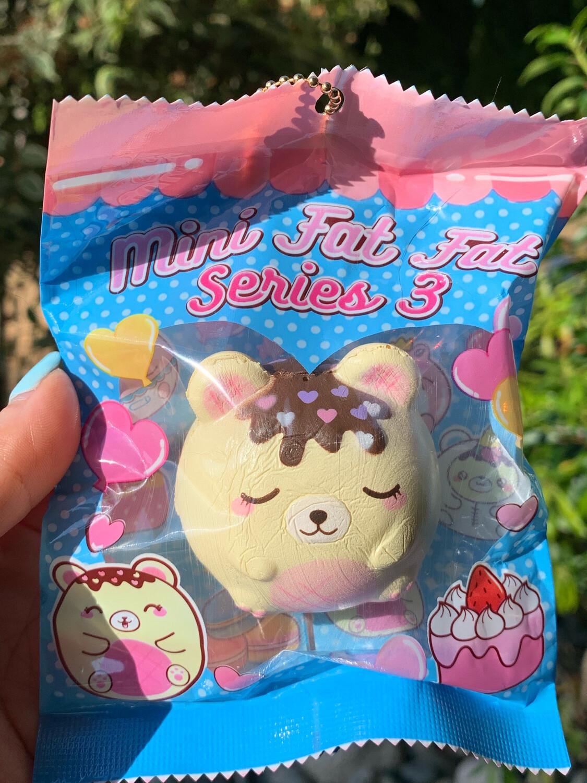 Yummiibear Mini Fat Fat Squishy Toy