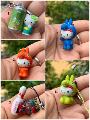 Sanrio Hello Kitty Mascot Strap