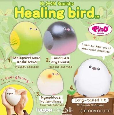 IBloom Healing Bird Squishy