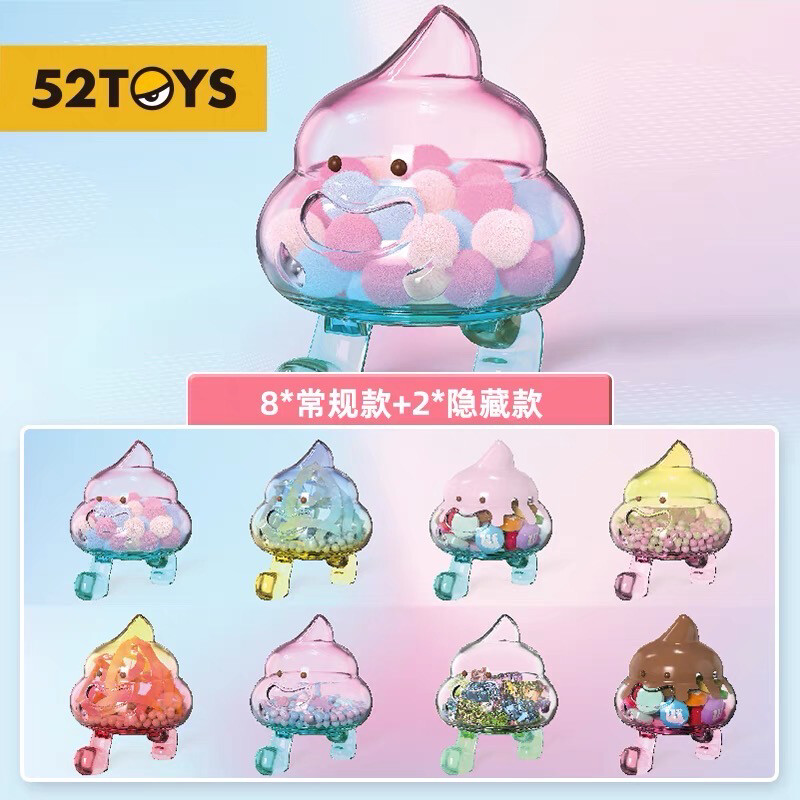52Toys More and More Candies Shaka Phone Holder Figure