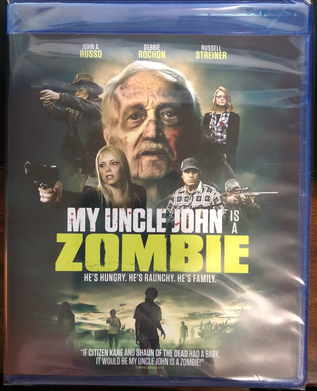 My Uncle John is a Zombie BluRay (ITN Official Release)