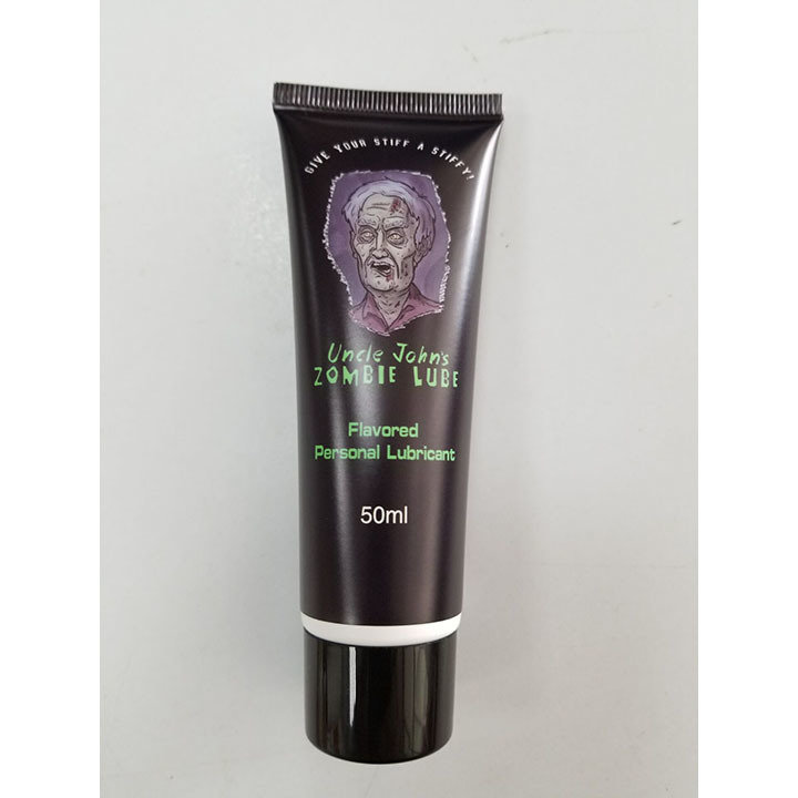 Uncle John's Zombie Lube