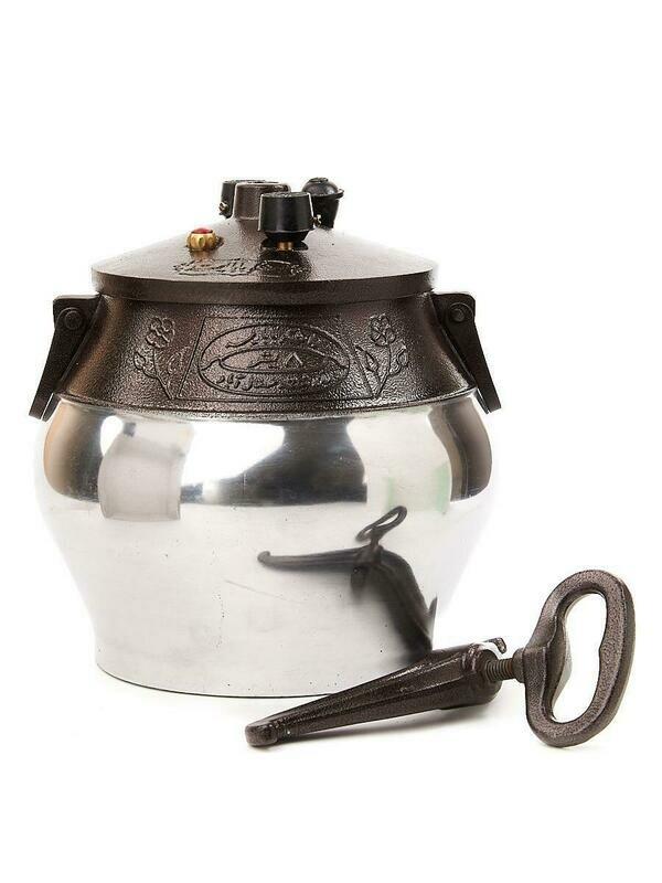 Afghan pressure cooker NR5 - Capacity 4.8-quart (4.6 liter)