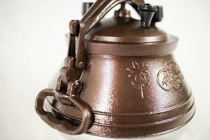 Afghan pressure cooker M10 - Capacity 9.7-quart (9.2 liter)