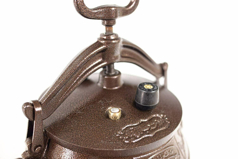 AFGHAN PRESSURE COOKER MODEL NR 12.5 qt./11.8 liter capacity