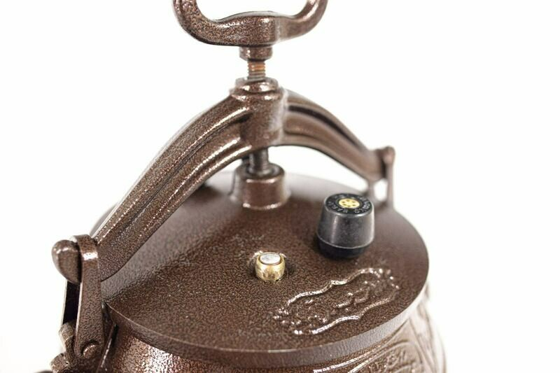 Afghan pressure cooker NR15  - Capacity 12.6-quart (12 liter)
