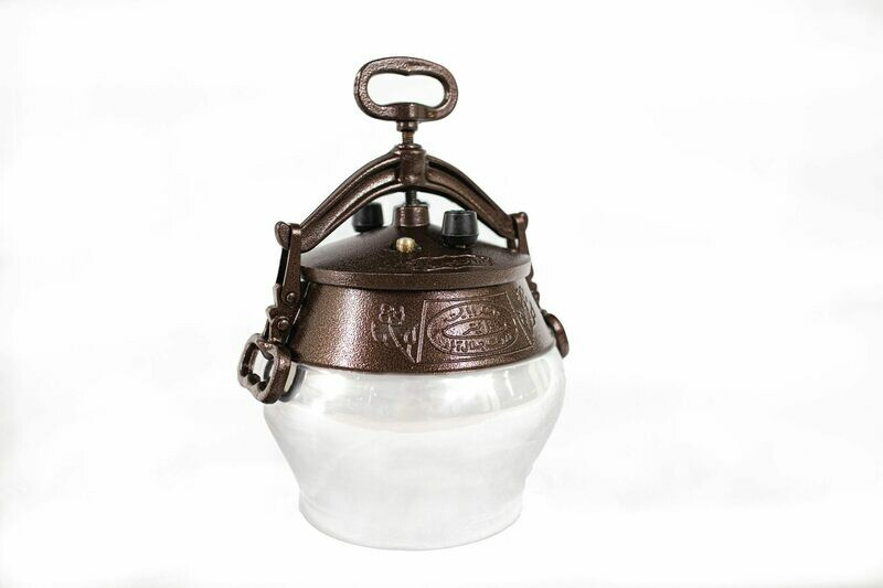 Afghan pressure cooker NR20  - Capacity 14.8-quart (14 liter)
