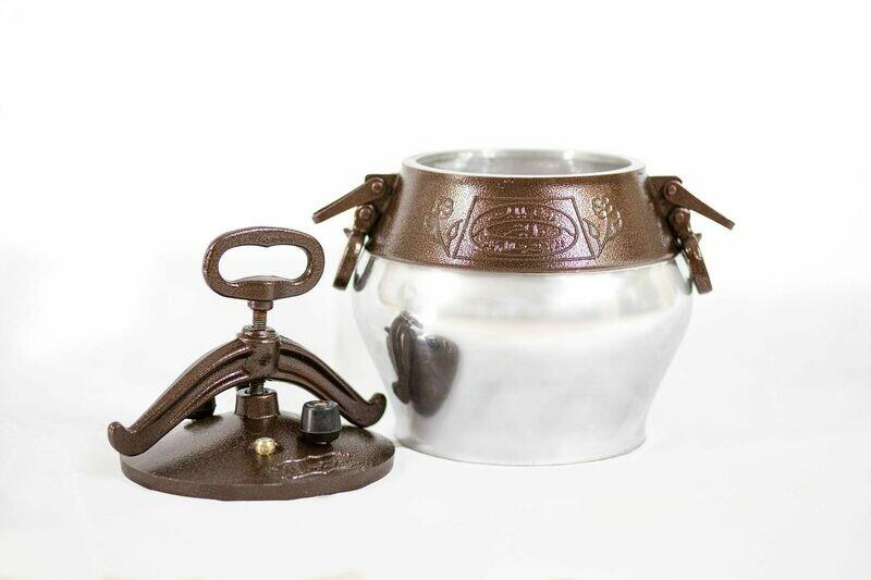 Afghan pressure cooker NR10  - Capacity 8.5-quart (8 liter)