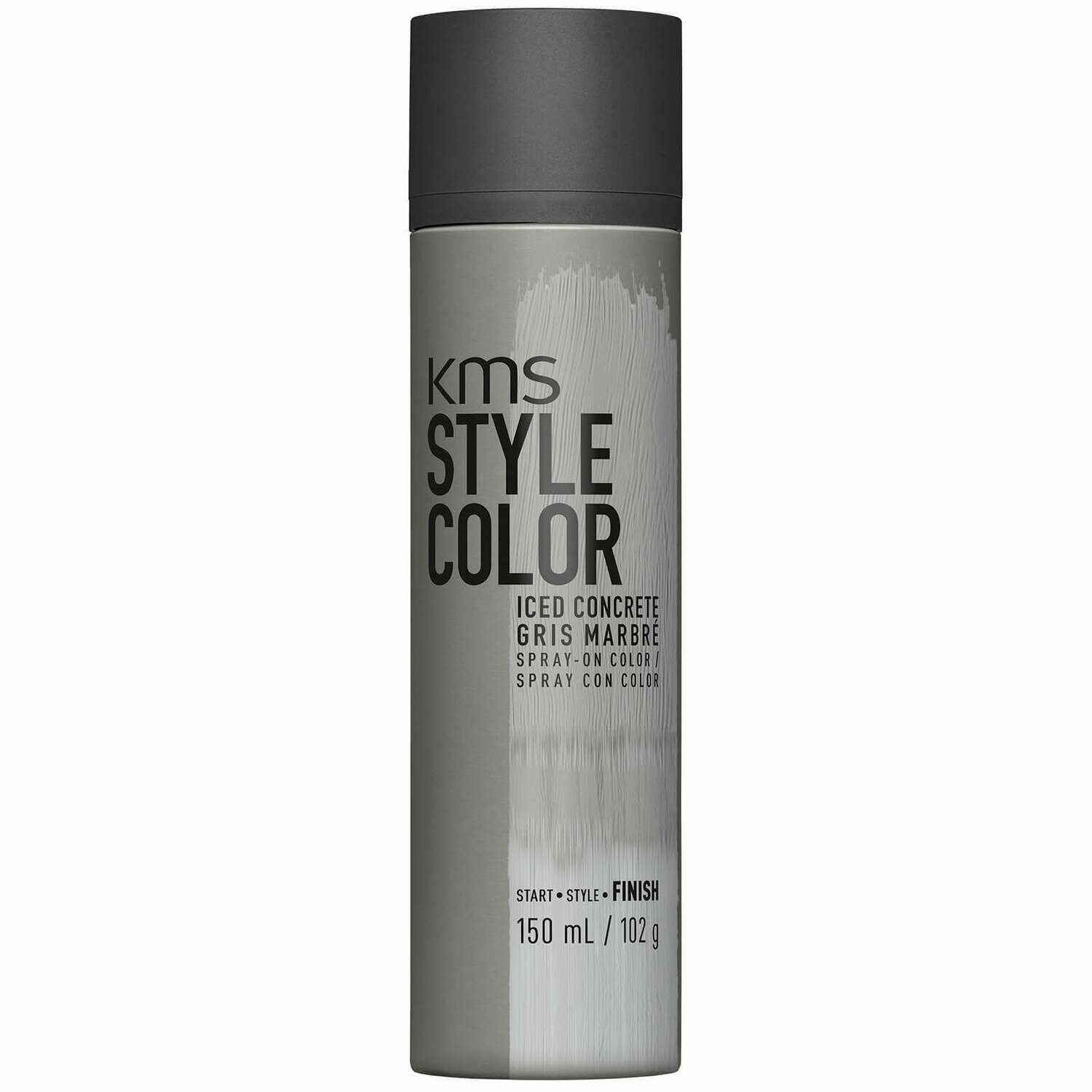 Iced Concrete KMS Style Color 150ml