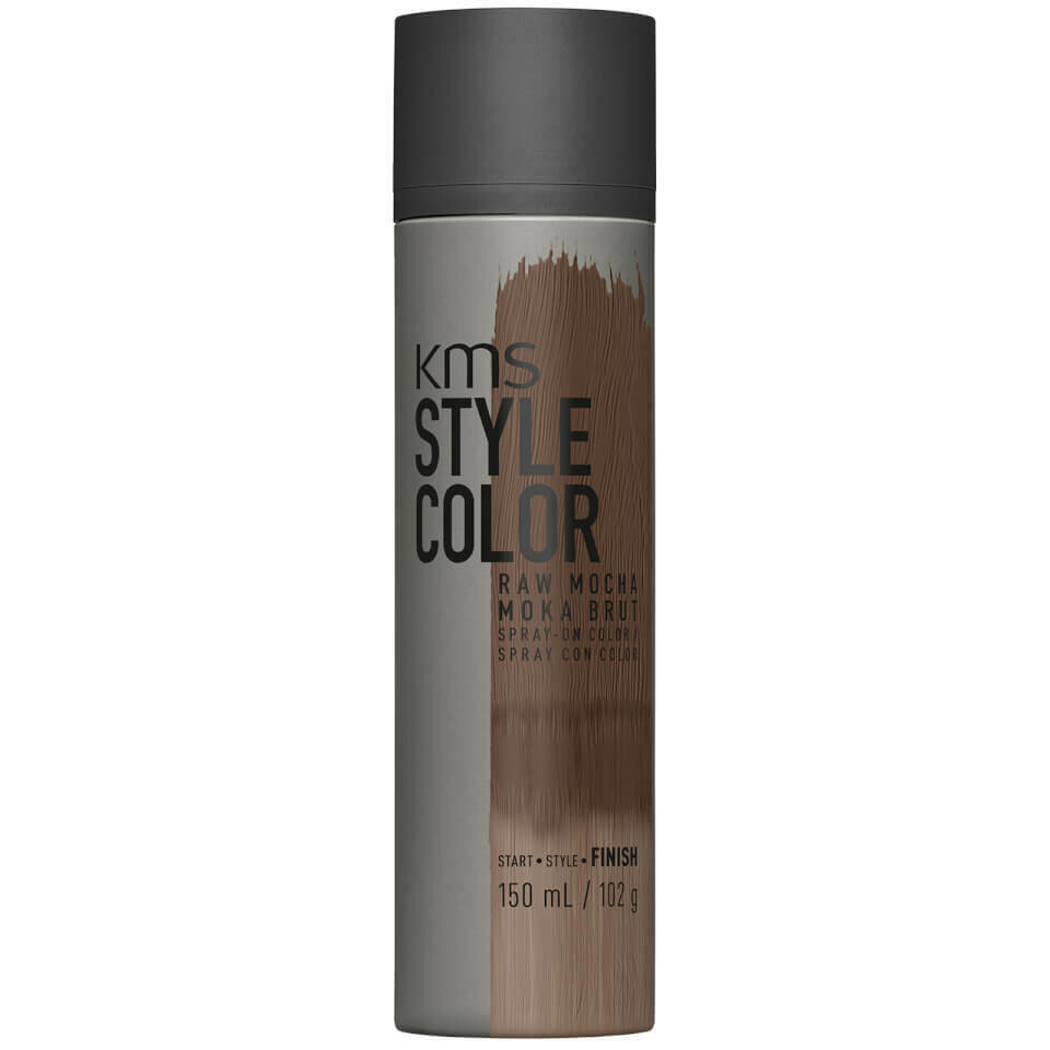 Raw Mocha KMS Style Color 150ml