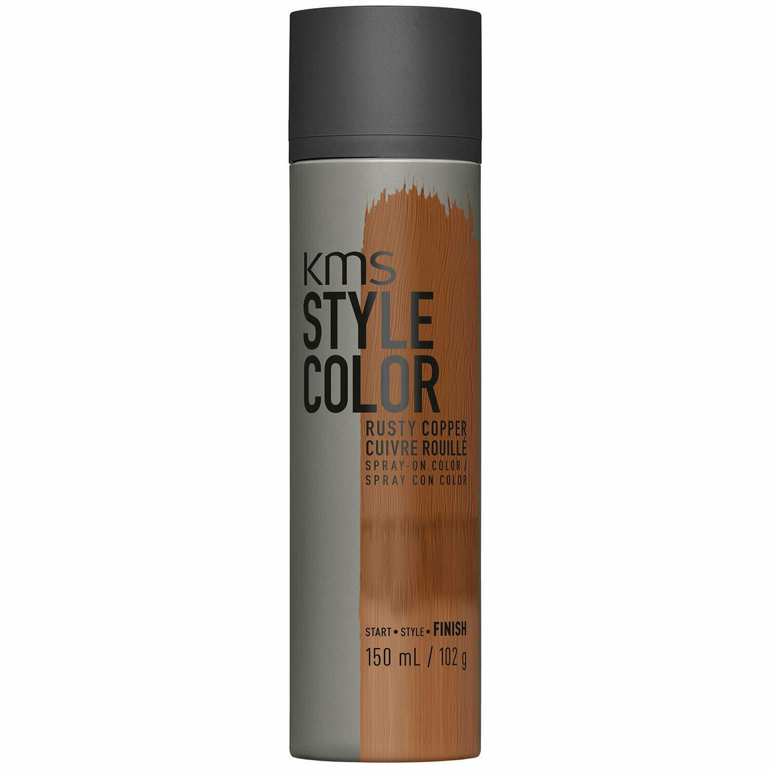 Rusty Copper KMS Style Color 150ml