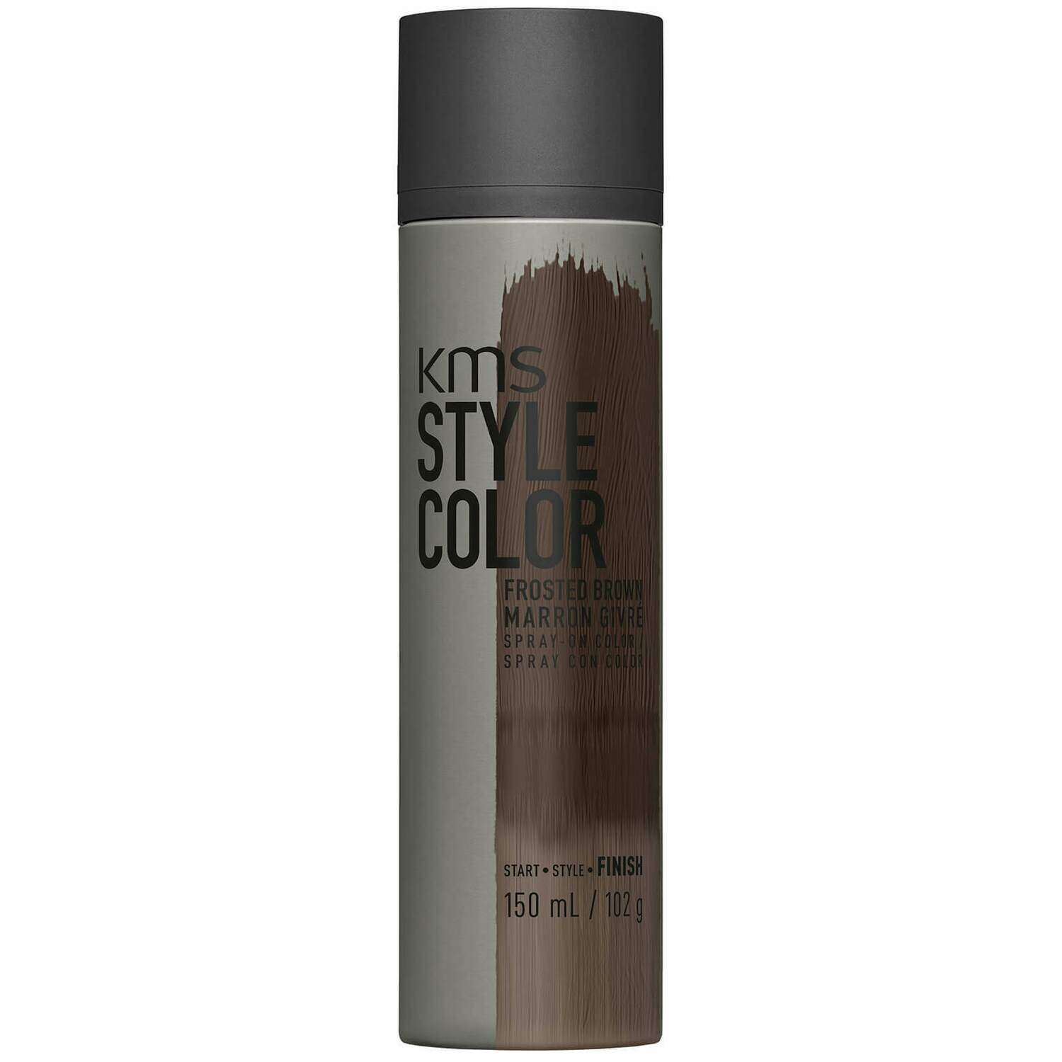 Frosted Brown KMS Style Color 150ml