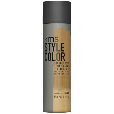 Brushed Gold KMS Style Color 150ml