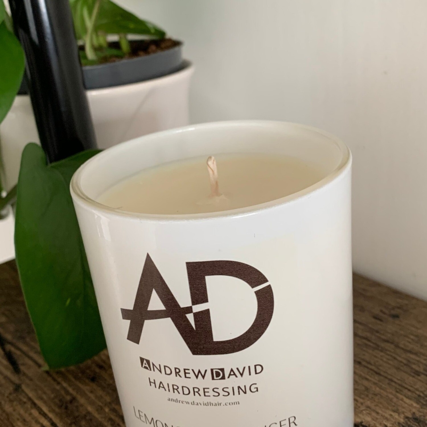 Lime, Basil & Manadrin Candle 30cl Large