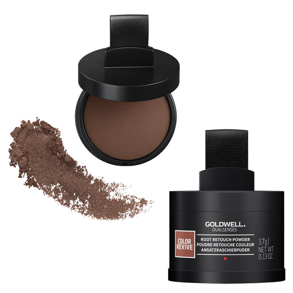 Color Revive Medium Brown Root Retouch Powder