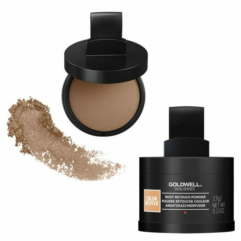 Color Revive Medium to Dark Blonde Root Retouch Powder