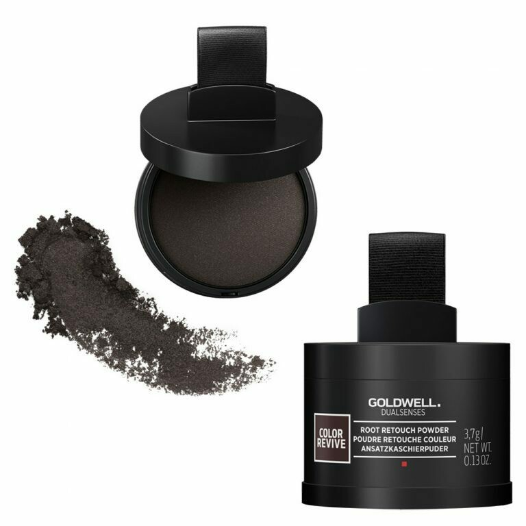 Color Revive Dark Brown to Black Root Retouch Powder