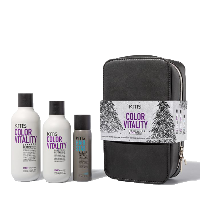 KMS Color Vitality Christmas Gift Set