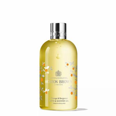 Molton Brown Limited Edition Orange & Bergamot Bath & Shower Gel 300ml