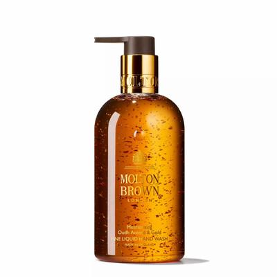 Molton Brown Mesmerising Oudh Accord & Gold Fine Liquid Hand Wash 300ml