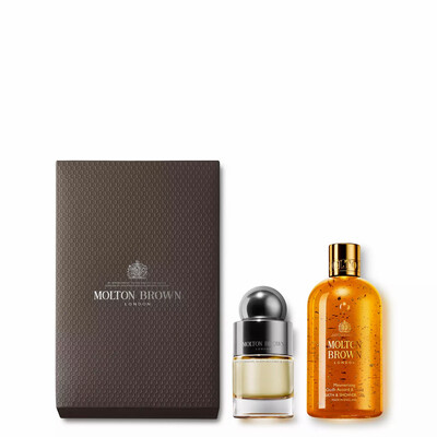 Molton Brown Mesmerising Oudh Accord & Gold 50ml Fragrance Gift Set