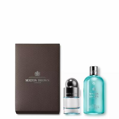 Molton Brown Coastal Cypress & Sea Fennel 50ml Fragrance Gift Set