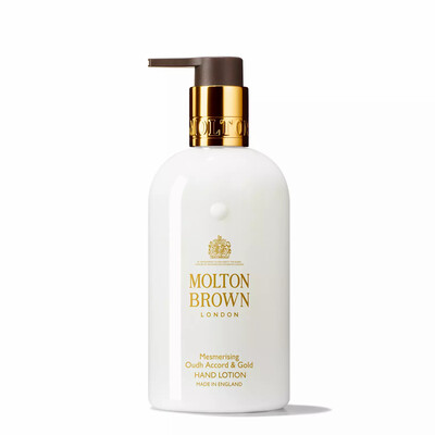 Molton Brown Mesmerising Oudh Accord & Gold Hand Lotion 300ml