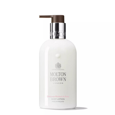 Molton Brown Delicious Rhubarb & Rose Body Lotion 300ml