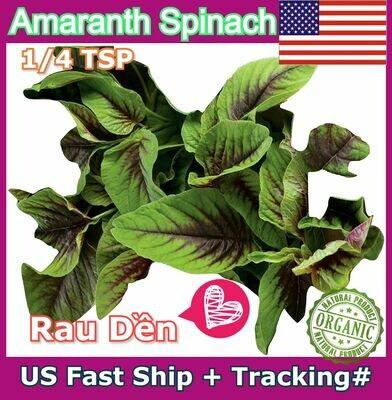 Amaranth Spinach hat Rau Den