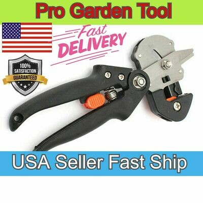 Garden Tree Nursery Grafting Pruning Pruner