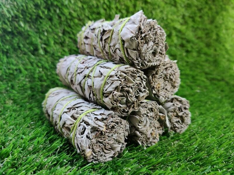 California White Sage Smudge Bundles